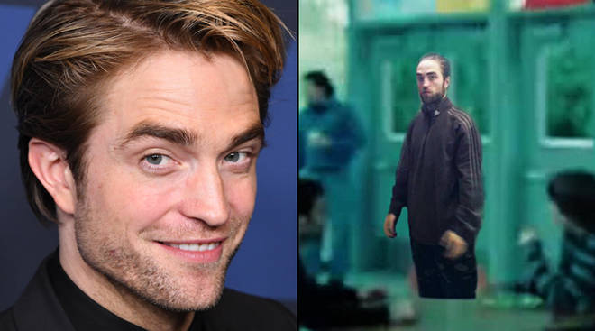 Robert Pattinson tracksuit memes are going viral