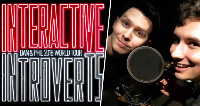 interactive introverts tour video movie