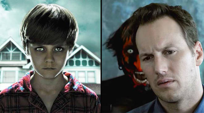 Insidious was named the scariest horror movie over the likes of Annabelle: Creation and The Conjuring.