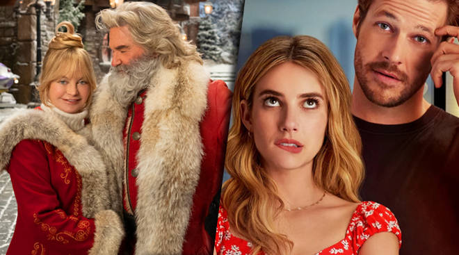 Every Christmas movie coming to Netflix in 2020