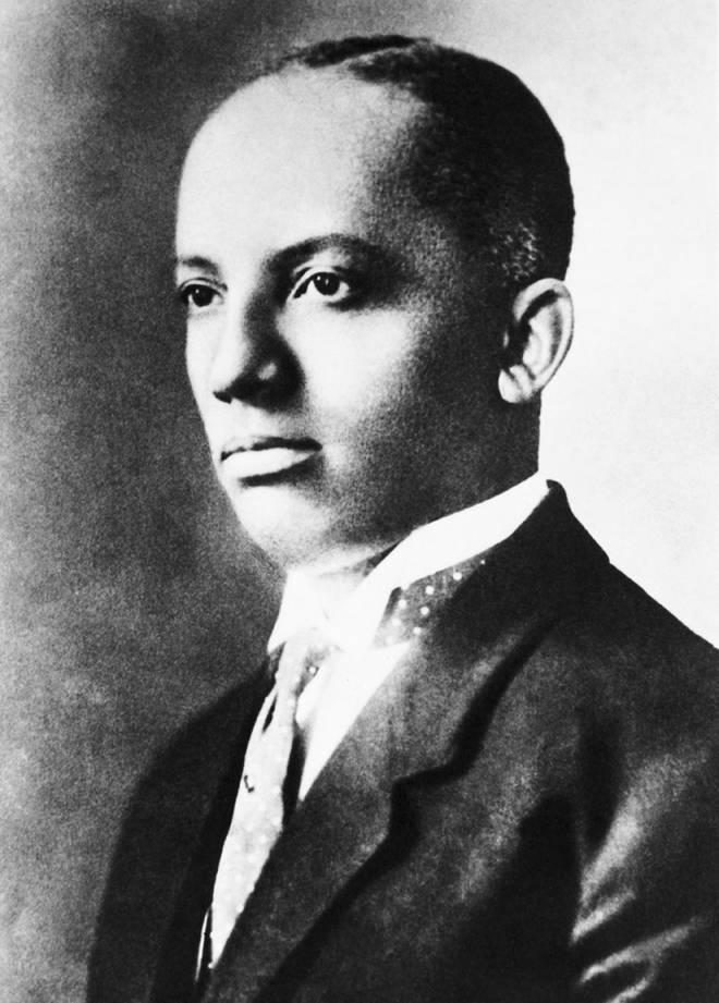 Carter Goodwin Woodson (1875-1950)
