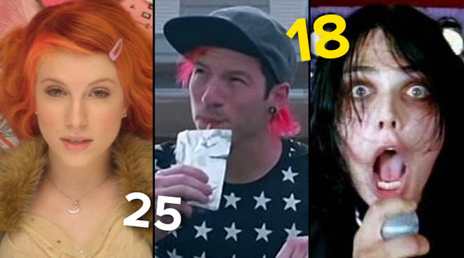 Can we guess your age based on how you rank these alternative songs?