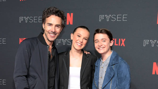 'Stranger Things 2' Panel At Netflix FYSEE