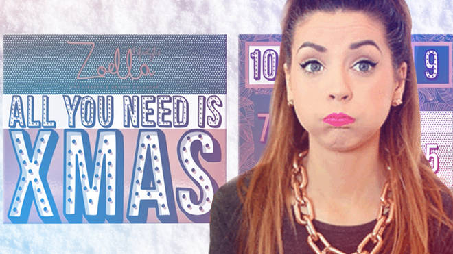 Zoella Calendar : Debate zoella is selling an advent calendar for £ and