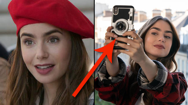Emily In Paris: Where to buy Emily's phone case and outfits