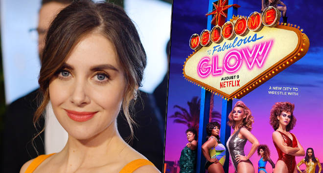 Alison Brie and GLOW cast react to show being cancelled by Netflix