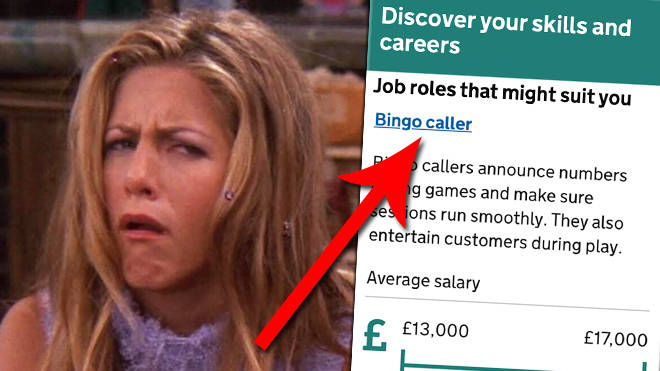 This UK government career test will tell you exactly which job you should do
