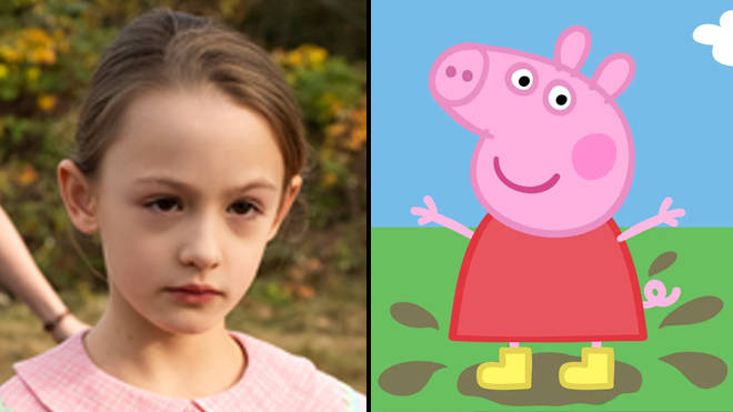Haunting of Bly Manor: Flora is the voice of Peppa Pig