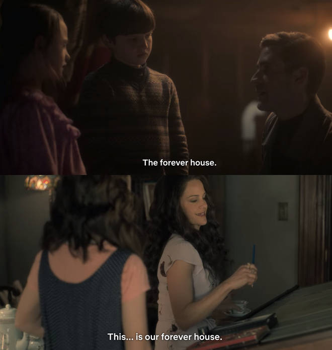 """Bly Manor&squot;s Hill House references: """"The Forever House"""""""