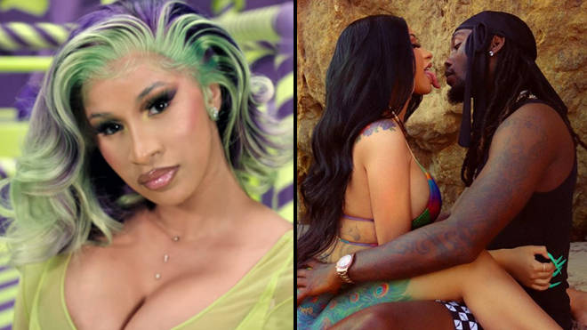 Cardi B explains why she took Offset back after filing for divorce