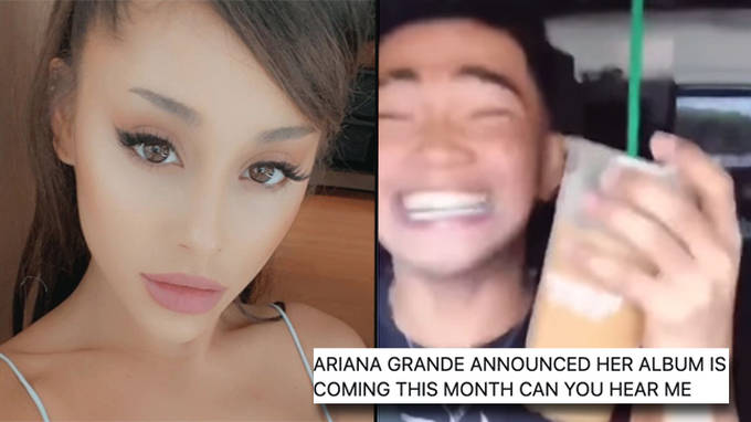 The reactions to Ariana Grande announcing a new album are hilarious