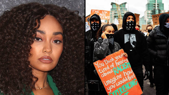 12 times Leigh-Anne-Pinnock from Little Mix was iconic