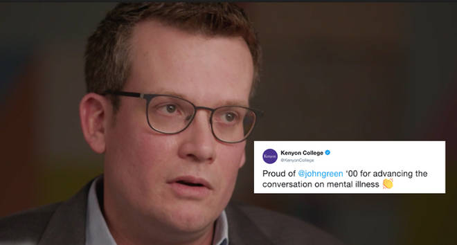John green opens up about his ocd and mental health we the unicorns john green m4hsunfo