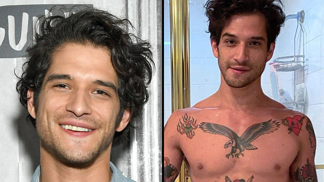 Tyler Posey opens up about sexual history with men on OnlyFans