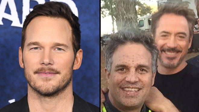 Avengers cast called out for defending Chris Pratt after he's dubbed 'Worst Hollywood Chris'