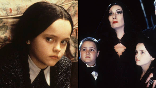 Tim Burton reportedly developing live-action Addams Family TV show