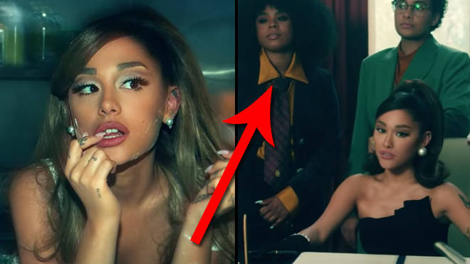 Who is in Ariana Grande Positions video? The cameos and the meaning behind the lyrics