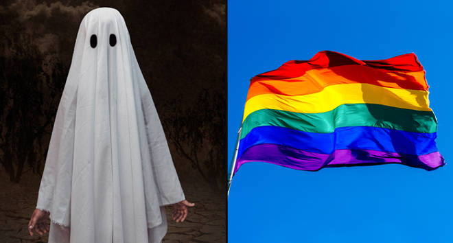 85% of gay people are possessed by ghosts, study claims