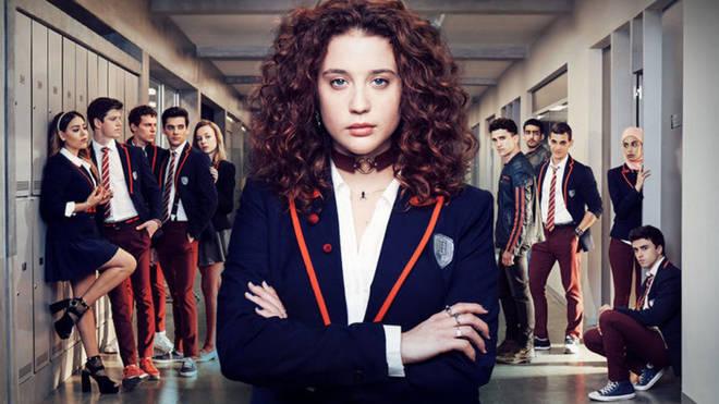Marina Elite Netflix