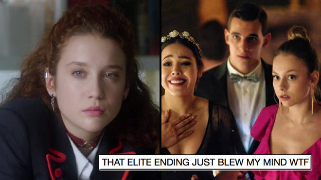 The internet is LOSING it over the shocking 'Elite' finale on Netflix