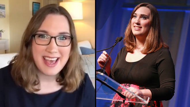Sarah McBride is now the first openly trans state senator in the US