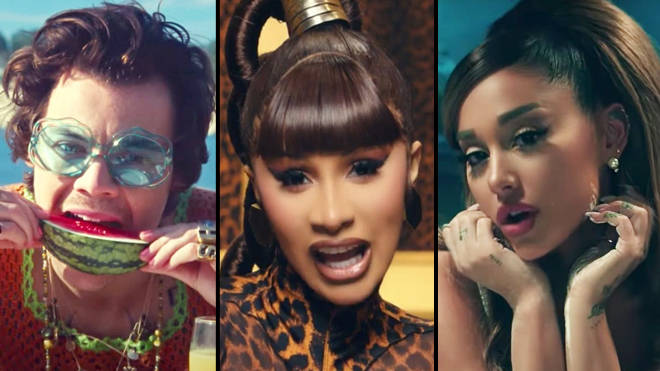 QUIZ: Only a music expert knows which songs hit Number 1 in 2020