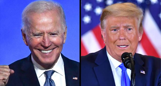 Joe Biden wins US election memes