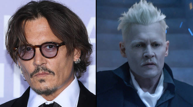 Johnny Depp exits Fantastic Beasts franchise, forced to resign by Warner Bros