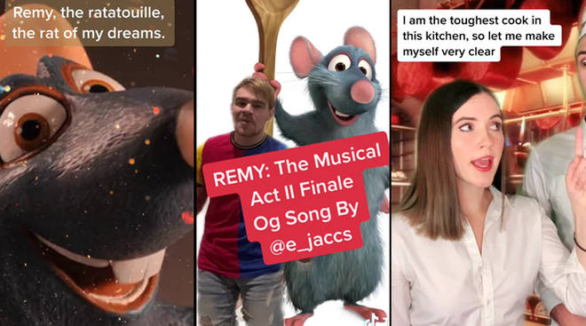 TikTokers have created an entire Ratatouille musical and it's amazing