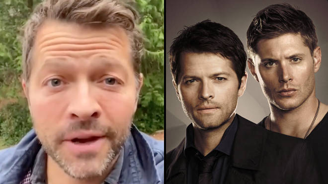 Misha Collins confirms Castiel is gay and in love with Dean in Supernatural
