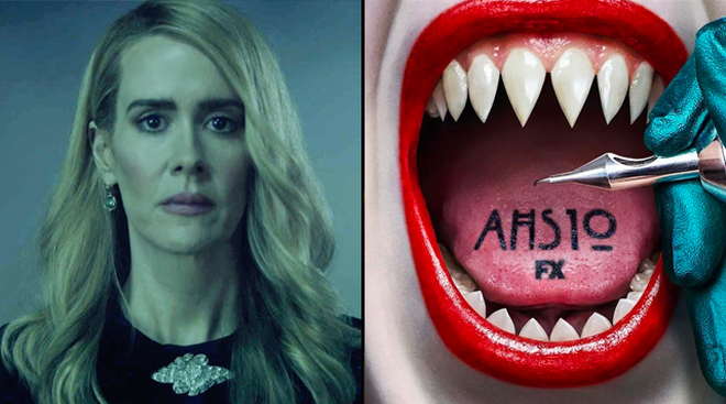 AHS season 10: Theme hinted at in new poster from Ryan Murphy