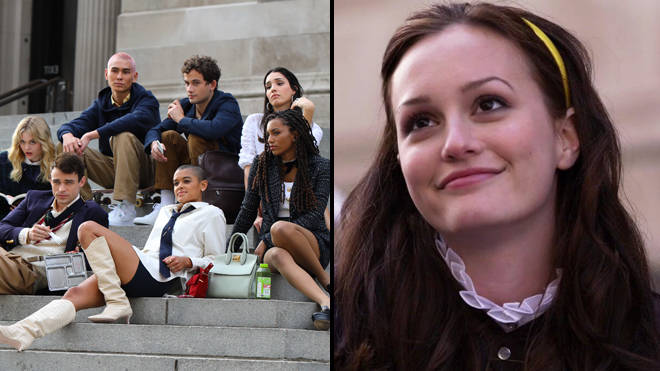 """Gossip Girl creator says reboot will be """"very, very queer"""" as first look photos go viral"""