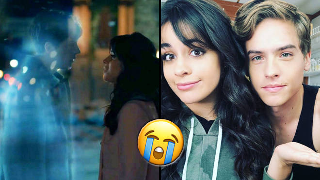 Dylan Sprouse Wows In Camila Cabello's 'Consequences' Video