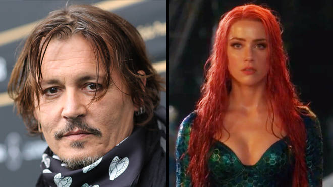 1,000,000 Johnny Depp fans sign petition to remove Amber Heard from Aquaman 2