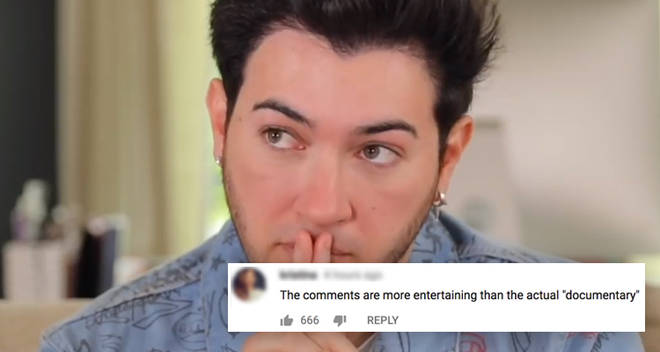 manny mua documentary comments