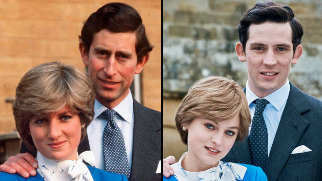 How old was Diana when she met Charles? Their age difference in The Crown explained