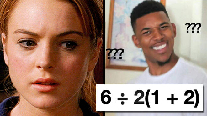 What does '6 ÷ 2(1 + 2)' equal? The answer to the viral math equation explained