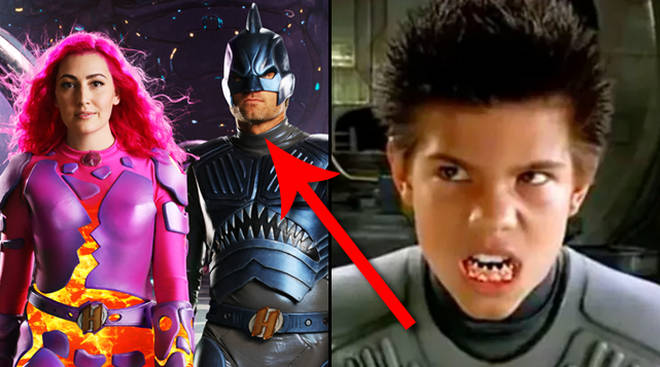 Taylor Lautner will not return as Sharkboy in Netflix's We Can Be Heroes