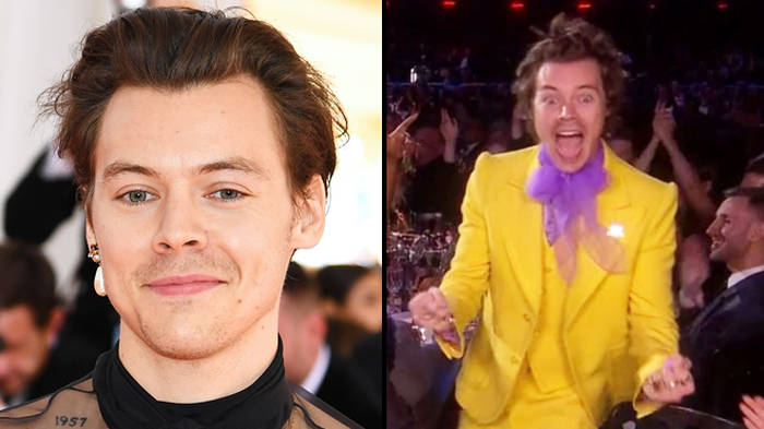 Harry Styles Earns Three Grammy Nominations Popbuzz