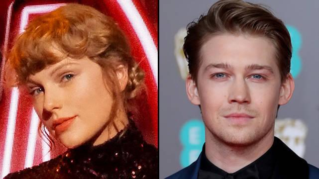 Taylor Swift confirms Joe Alwyn is mystery Folklore writer William Bowery