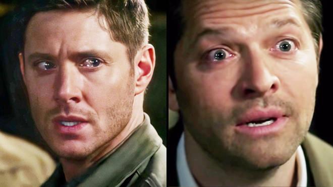 Supernatural's Spanish dub shows Dean saying Yo a Ti Cas