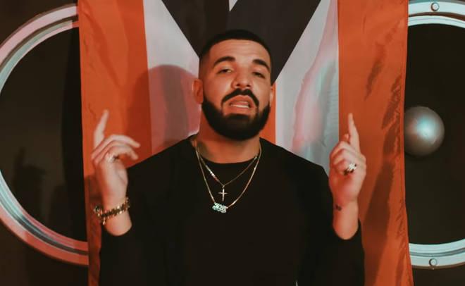 Drake singing in spanish