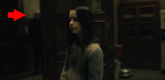 The haunting of hill house ghosts