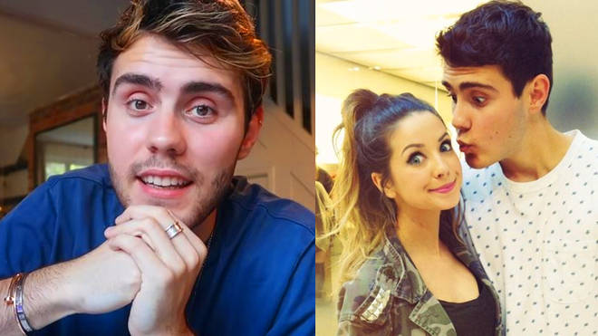 Alfie Deyes talks Zalfie