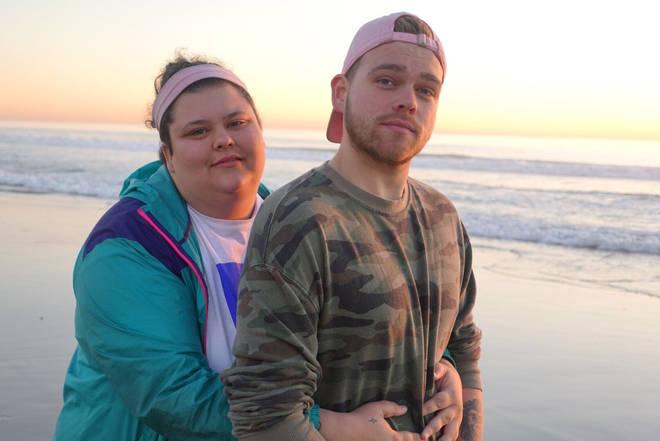 Elijah Daniel and Christine Sydelko