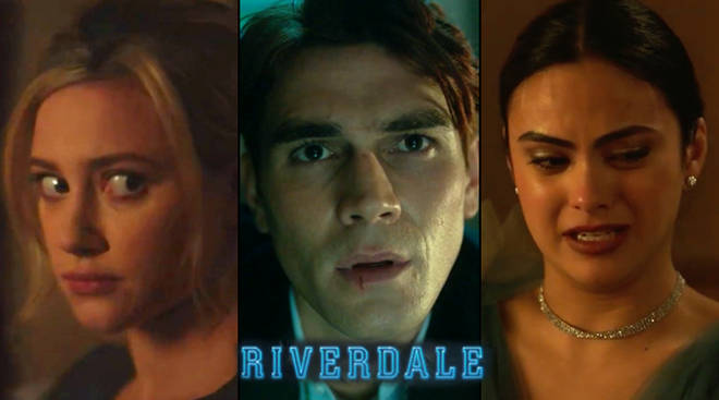 Riverdale season 5 trailer hints at Veronica finding out about Archie and Betty