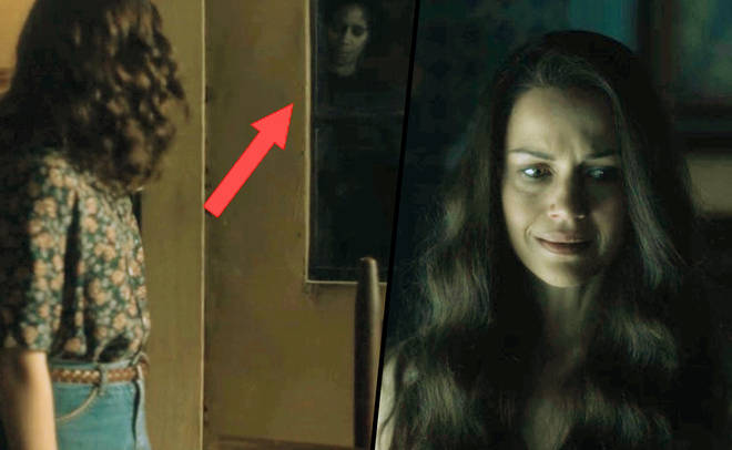 Haunting of Hill House ghosts