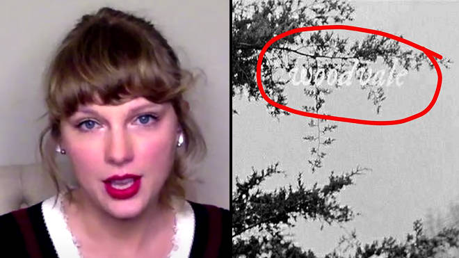 Taylor Swift explains what Woodvale on the Folklore album cover means