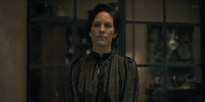 Mrs. Dudley The Haunting of Hill House