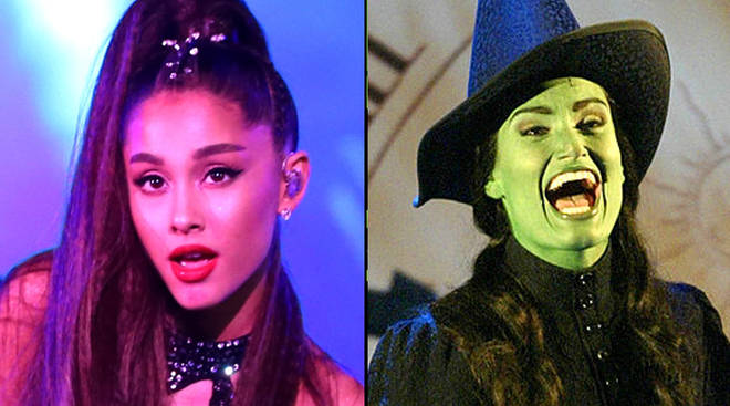 Ariana Grande A Very Wicked Halloween NBC